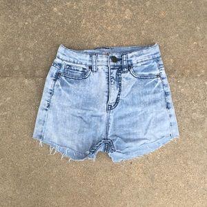 BDG high rise shorts